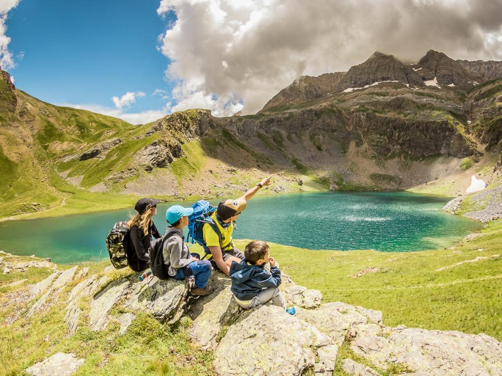 Las montañas del Pirineo quieren llegar a todos los públicos este verano panticosa