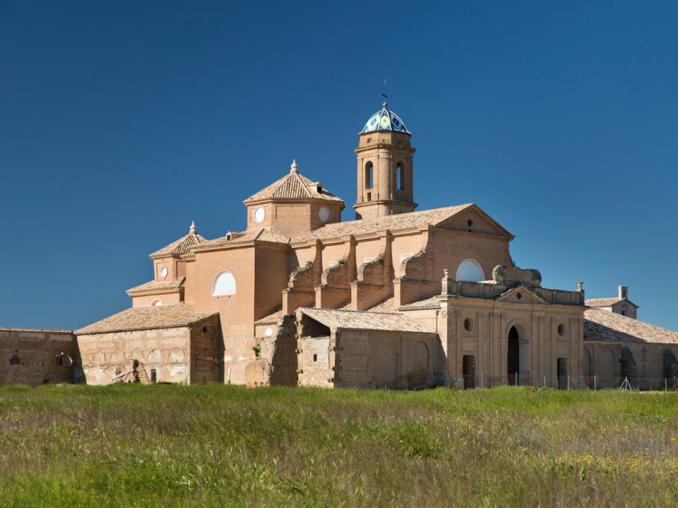 Monasterio de Nuestra Señora de La Cartuja de las Fuentes, sariñena