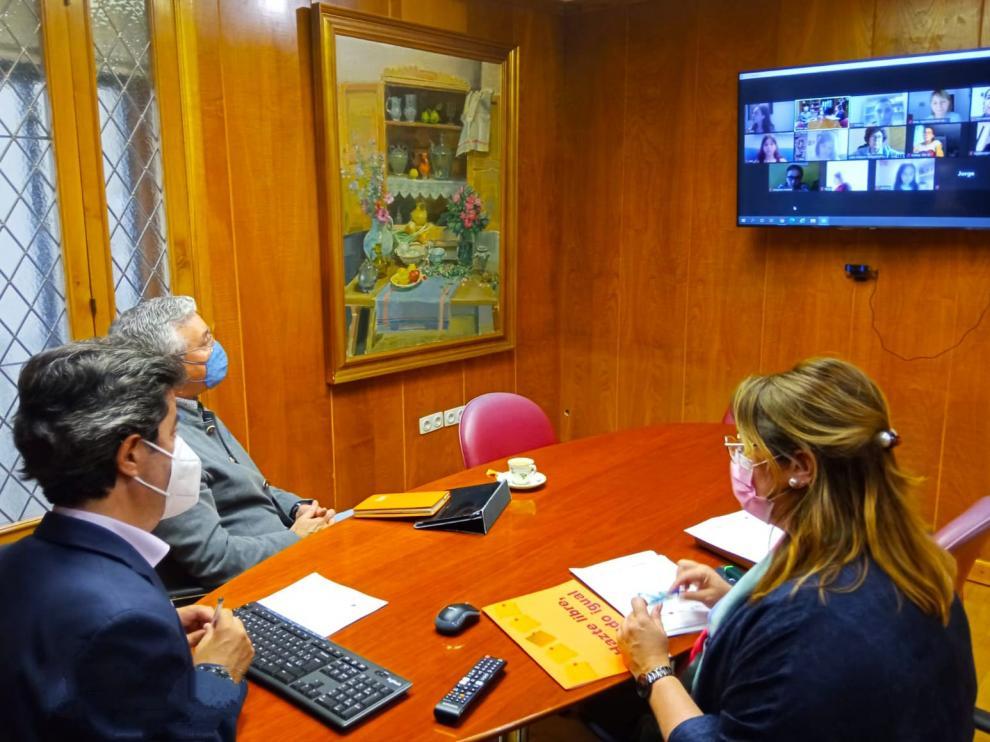 Finaliza el curso de la Ciudad de las Niñas y los Niños de Huesca
