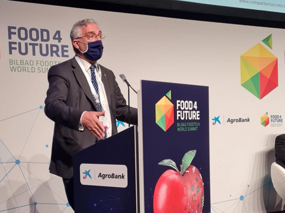 """Olona, en el """"Food 4 Future. Expo FoodTech 2021"""" de Bilbao"""