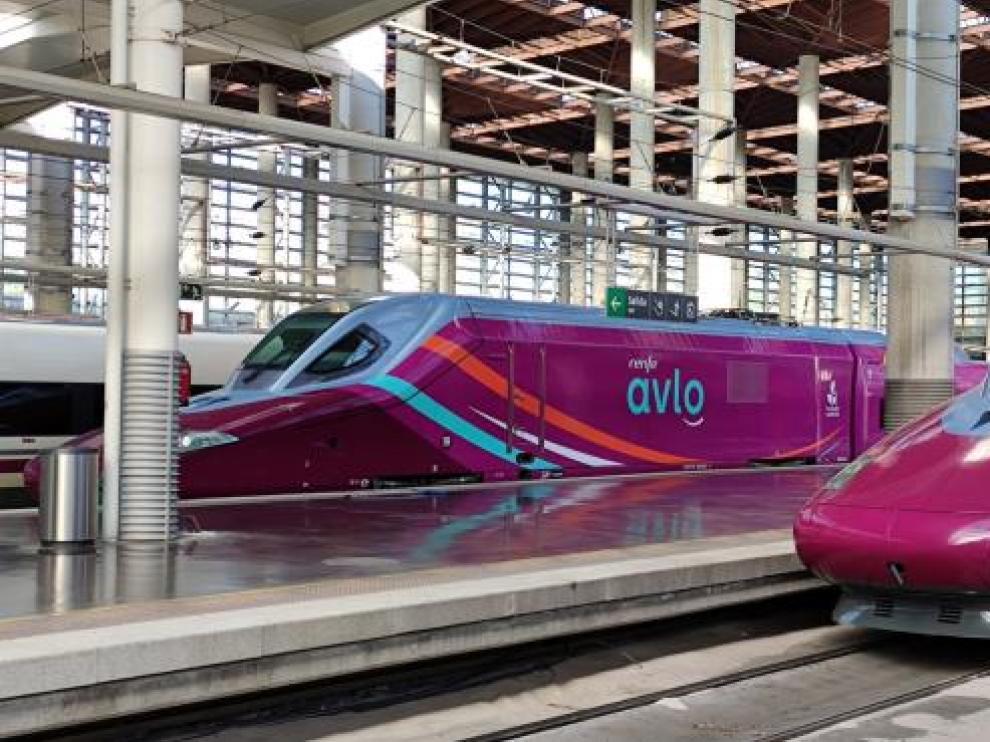 Avlo, el nuevo servicio de alta velocidad a bajo coste de Renfe.