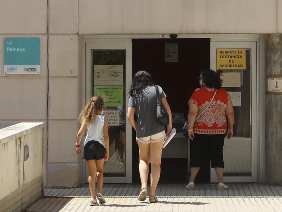 Centro de Salud Pirineos de Huesca