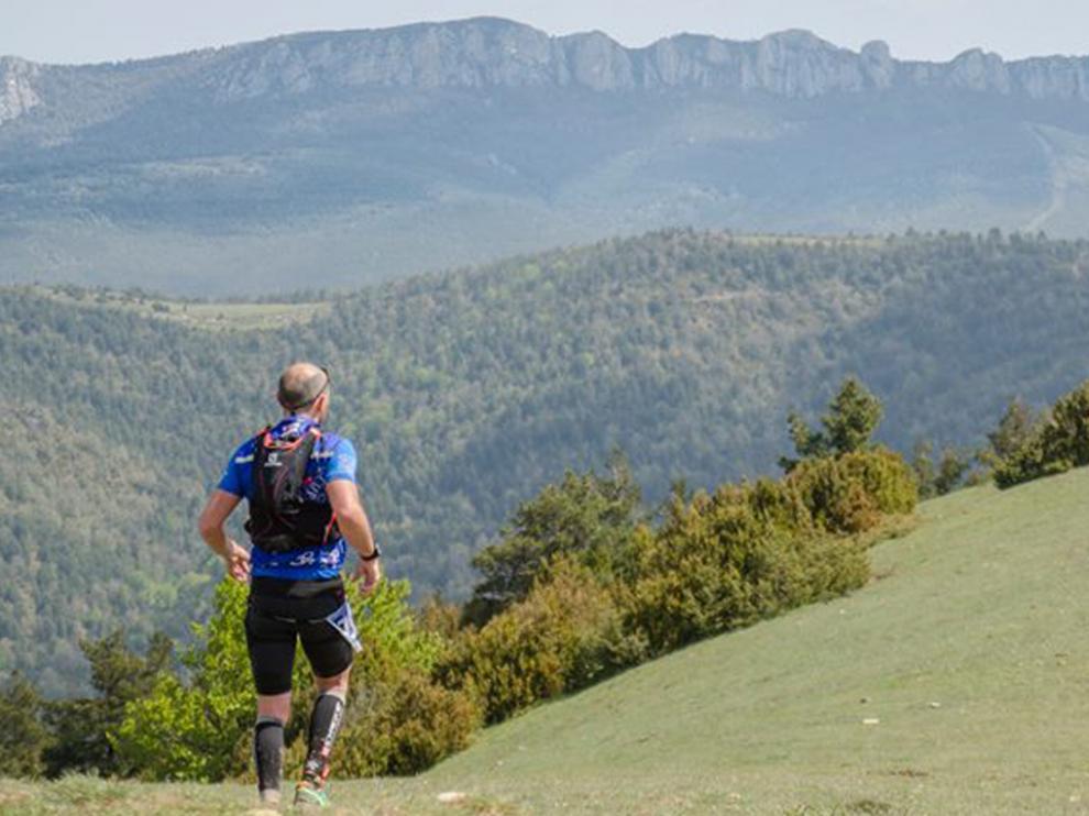 La Carrera por montaña Sierra de Luesia es este domingo también el Campeonato de Aragón individual.