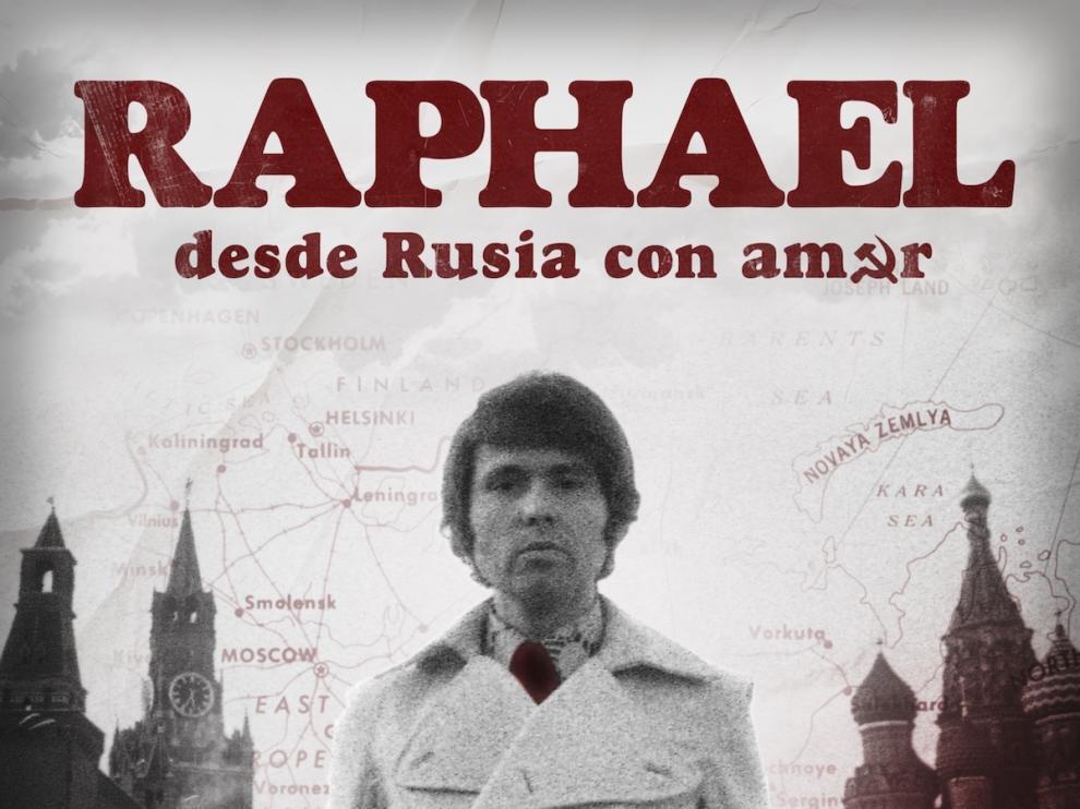 Raphael se convirtió en una fenómeno de masas en los inicios de los años 70 en la Unión Soviética.