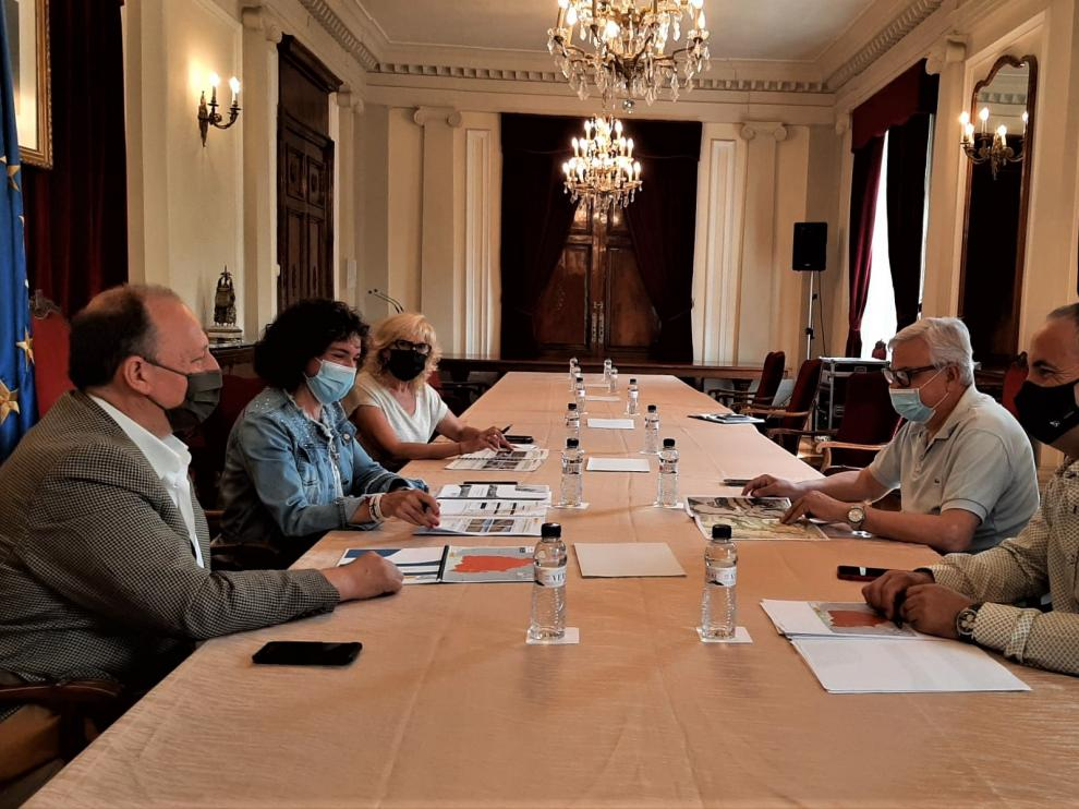 Reunión entre la DGT y la DPH este lunes