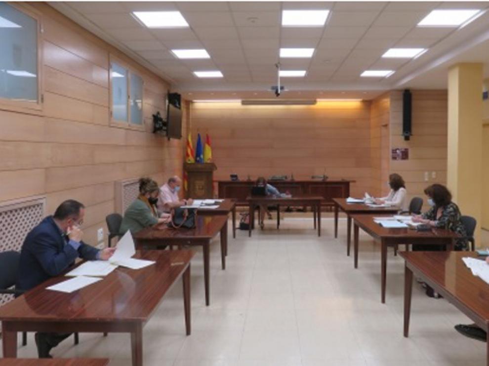Imagen de la Junta General de Herencias