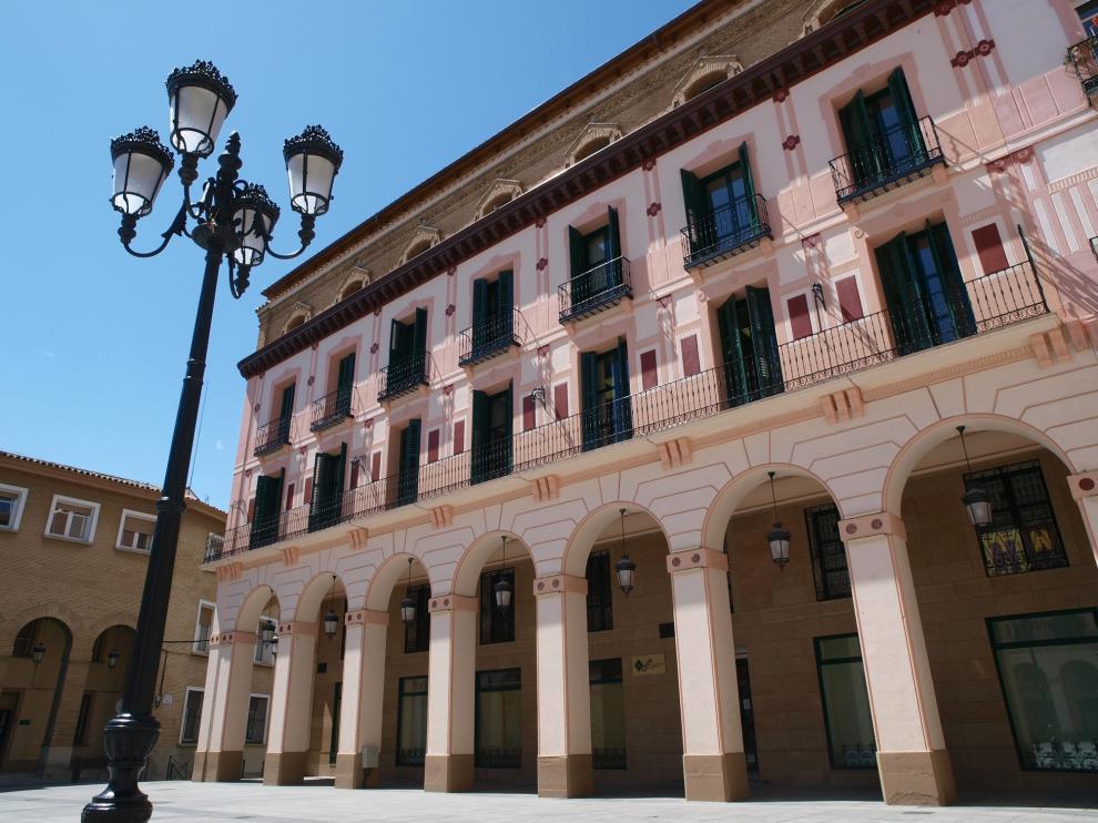 Sede de Ceos-Cepyme Huesca.