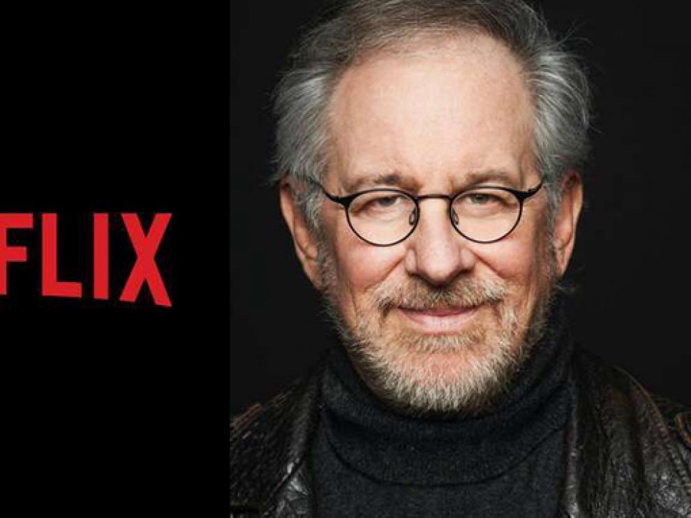 Spielberg ficha por Netflix.