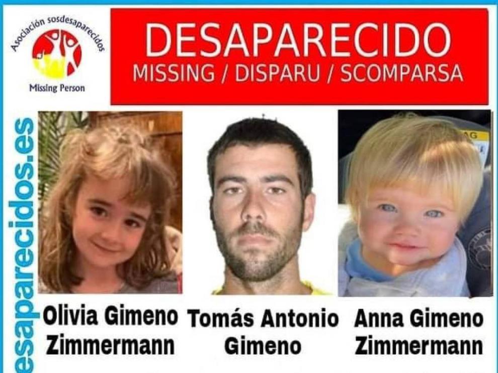 Olivia, Tomás Gimeno y Anna