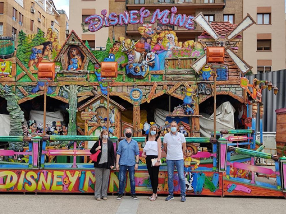 Ferias Inclusivas en Huesca este viernes y sábado