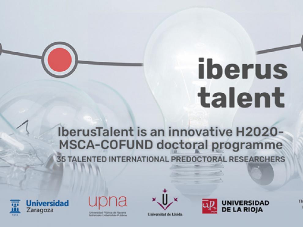 Imagen del Campus Iberus en la web de Unizar