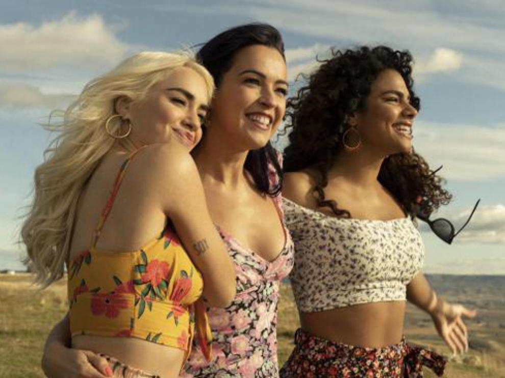 Lali Espósito, Verónica Sánchez y Yany Prado protagonizan la serie de Netflix.