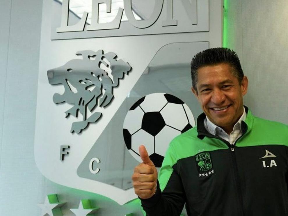 El Club León fue el último equipo al que dirigió Ambriz.