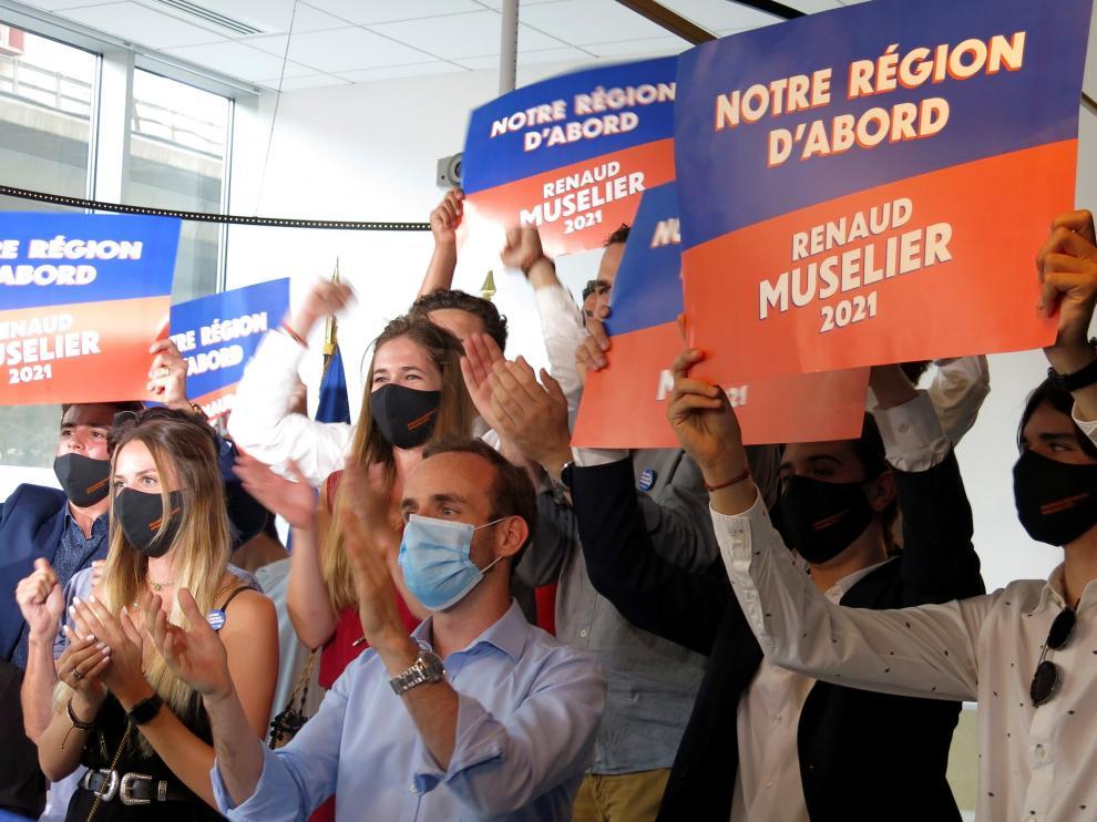 La ultraderecha francesa no consigue ningún gobierno regional.