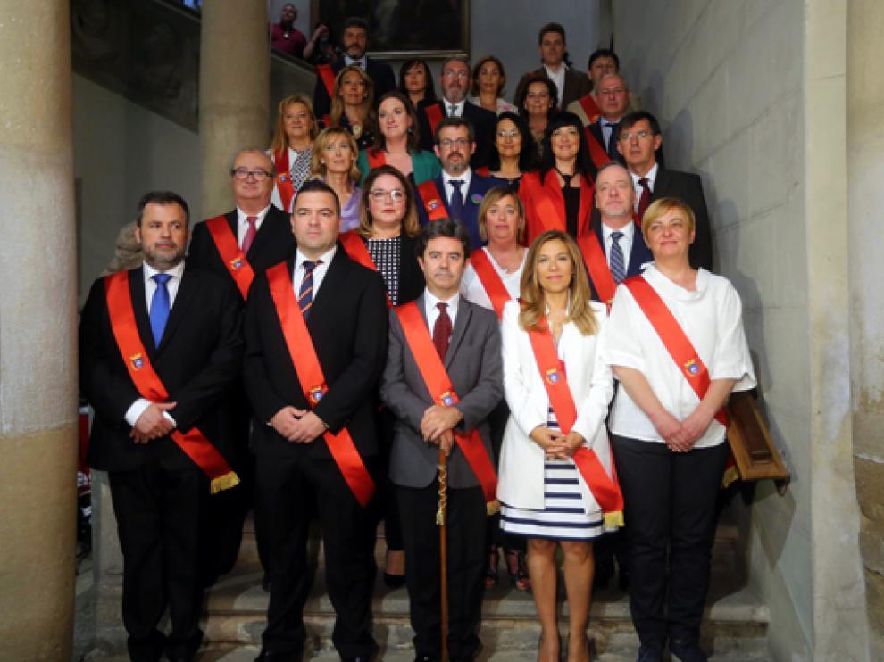 Luis Felipe fue elegido alcalde por sorpresa en junio de 2019.