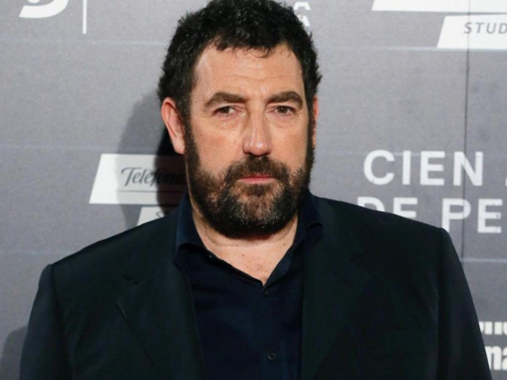 El cineasta donostiarra Daniel Calparsoro.
