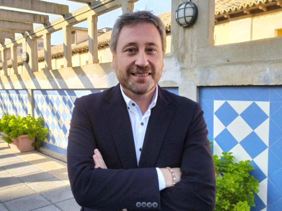 José Luis Soro, Consejero de Vertebración del Territorio. Movilidad y Vivienda