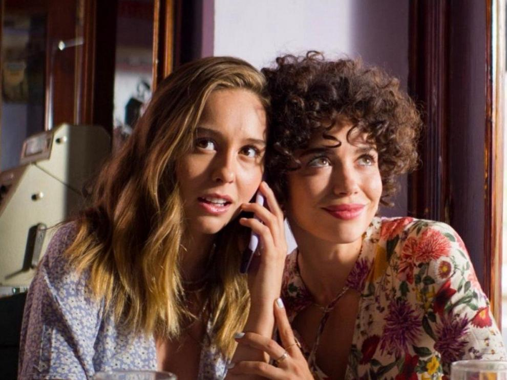 Paula Usero y Carol Rovira protagonizan la serie.