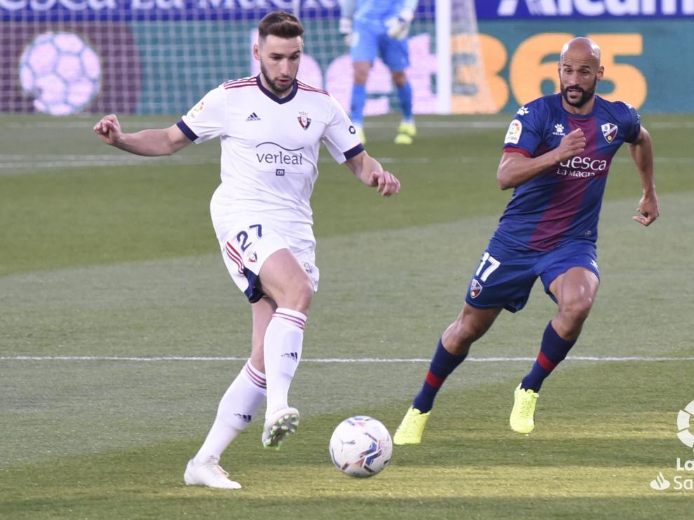 El Huesca jugará contra Osasuna en pretemporada.