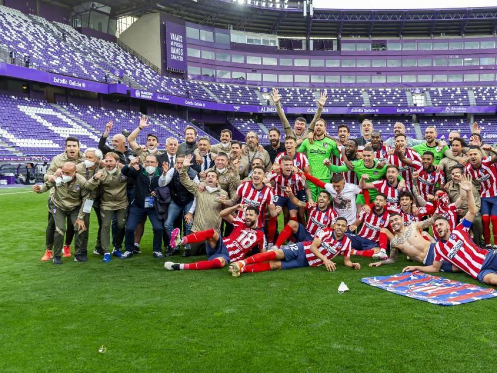 El Atlético de Madrid iniciará la temporada en casa ante el Celta.