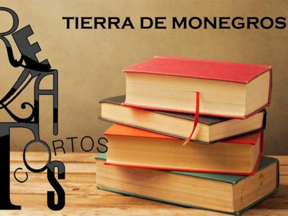 "Cartel del XXIII Certamen de Relato Corto ""Tierra de Monegros"""