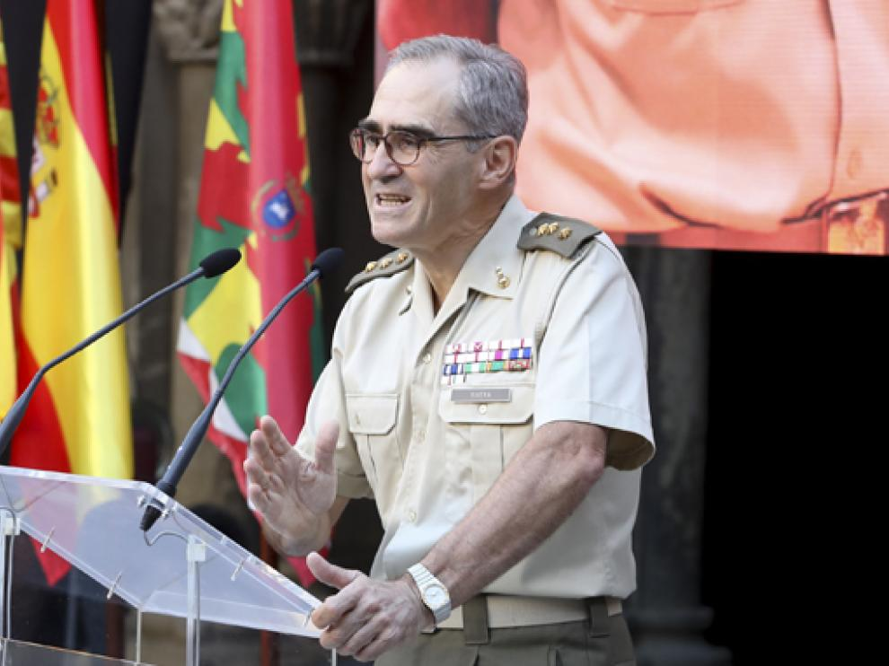 Despedida del Subdelegado de Defensa en Huesca