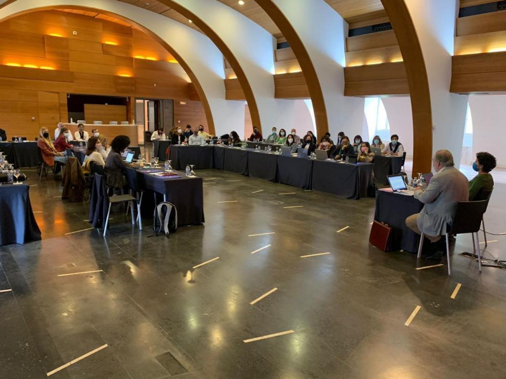 El XII Seminario de Contratación Pública se celebró los días 22, 23 y 24 de junio en Panticosa.