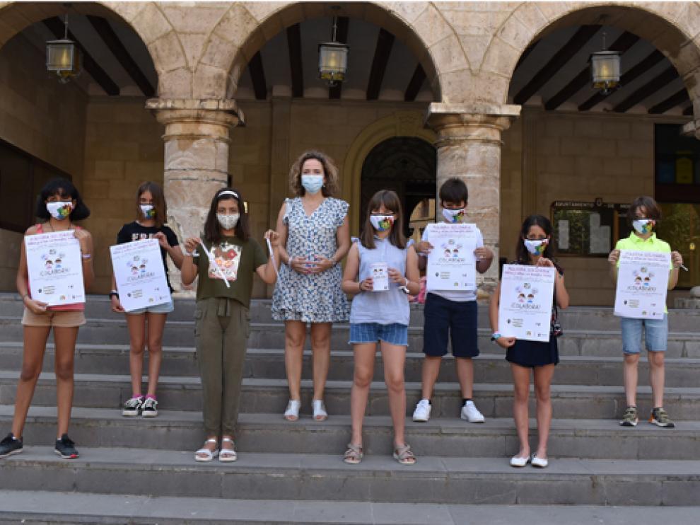 Presentación de la campaña de Pulseras Solidarias