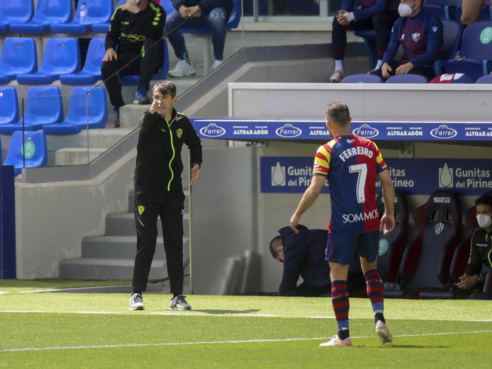 Pacheta volverá a El Alcoraz con el Real Valladolid la semana del 5 de diciembre.