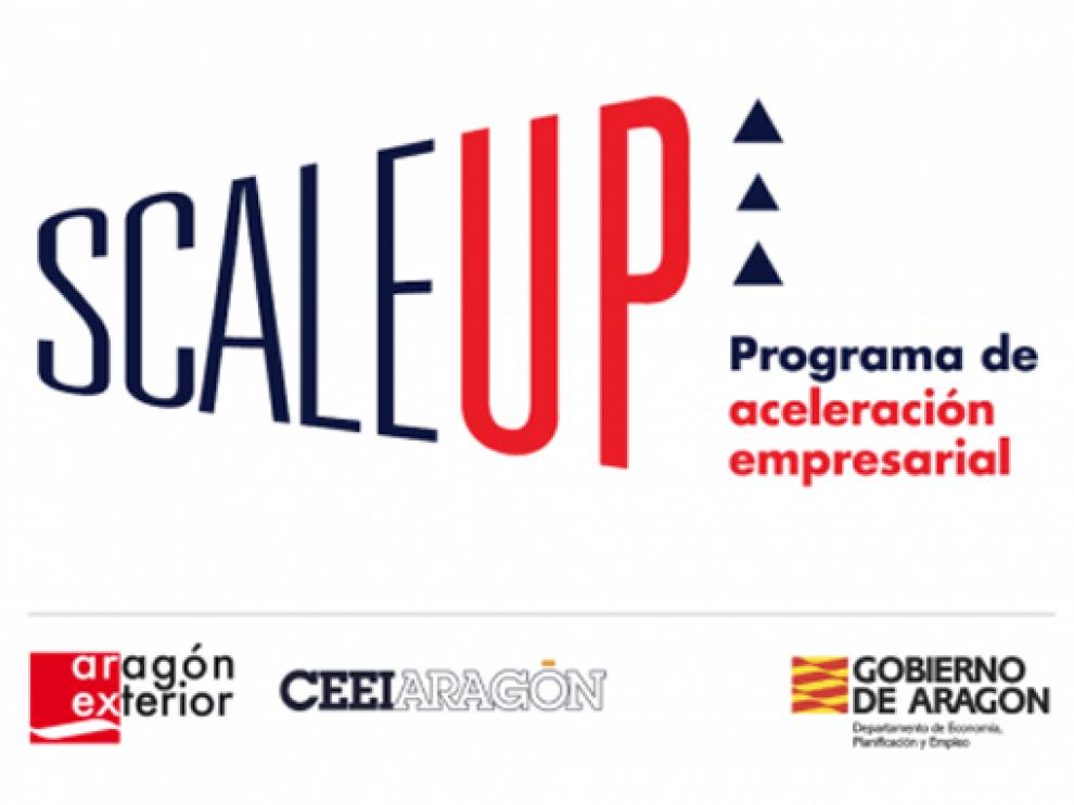 Programa de aceleración empresarial Scale Up de CEEIARAGON y AREX