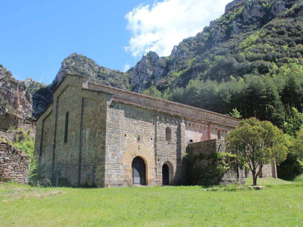 Las visitas a este santuario ribagorzano podrán realizarse por la mañana y por la tarde.