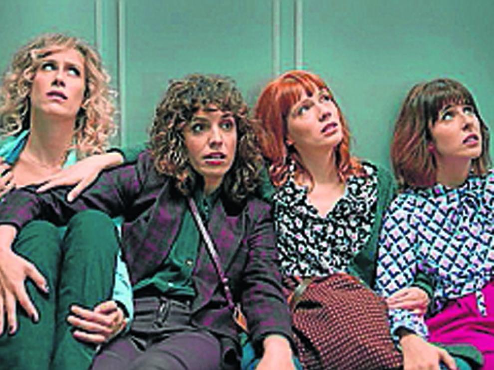 Nueva temporada de Valeria y sus amigas.