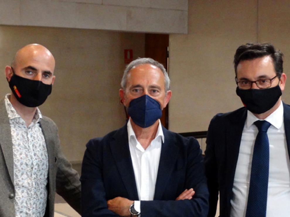 Grupo aragonés - PAR en la DPH