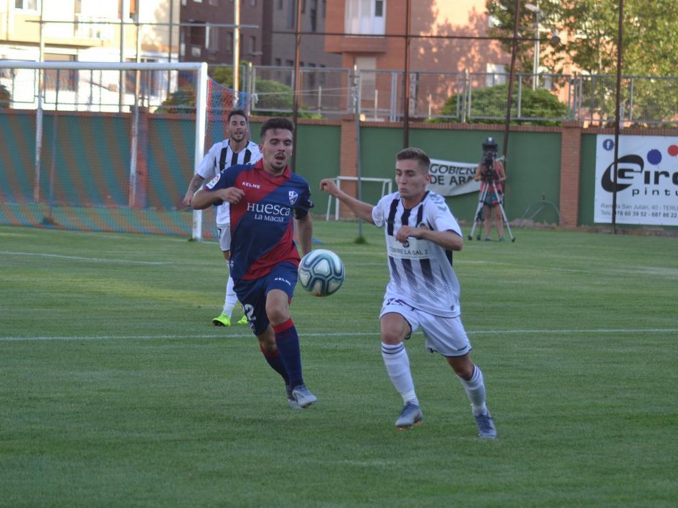 Huesca y Castellón ya jugaron un amistoso hace dos años en Teruel.