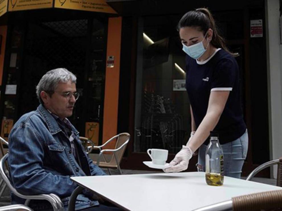 Las nuevas restricciones impuestas en Aragón no han sido bien recibidas por el sector hostelero