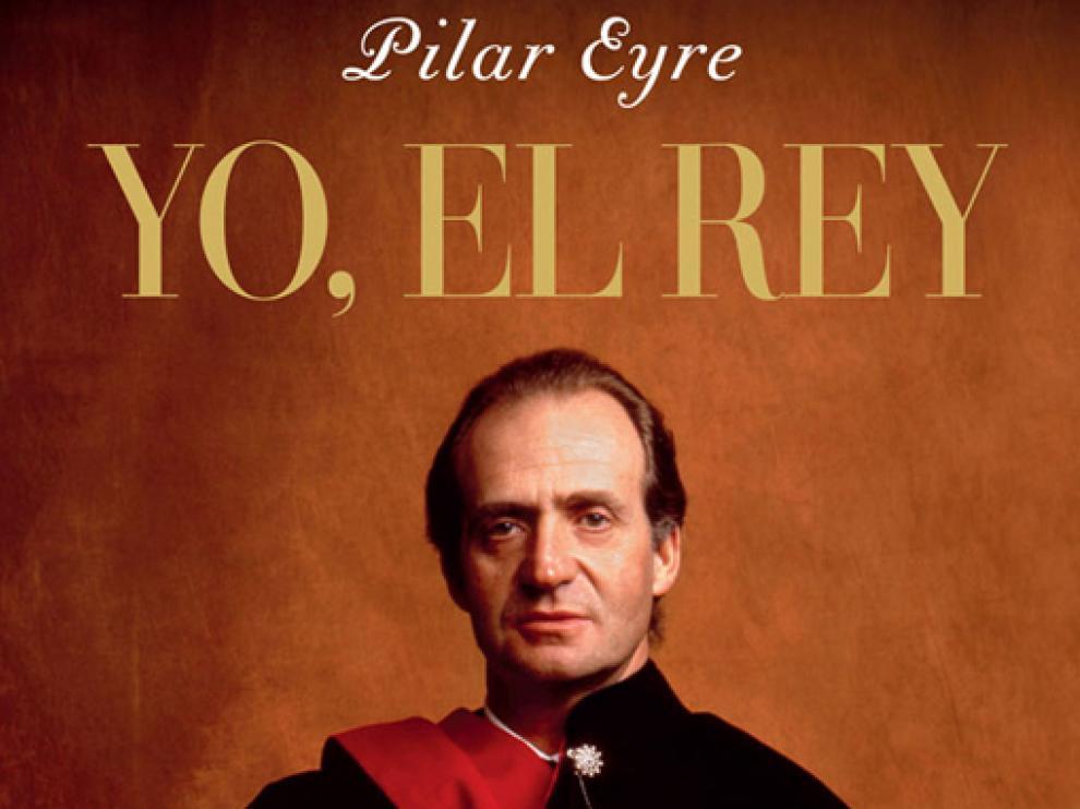 Portada del libro de Pilar Eyre.