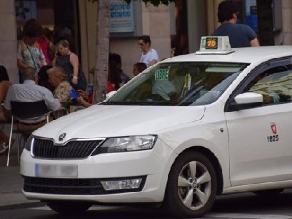 Taxis en Zaragoza