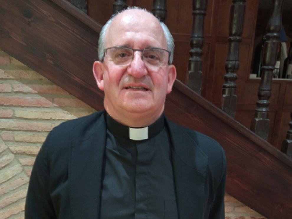 Ángel Lasheras.