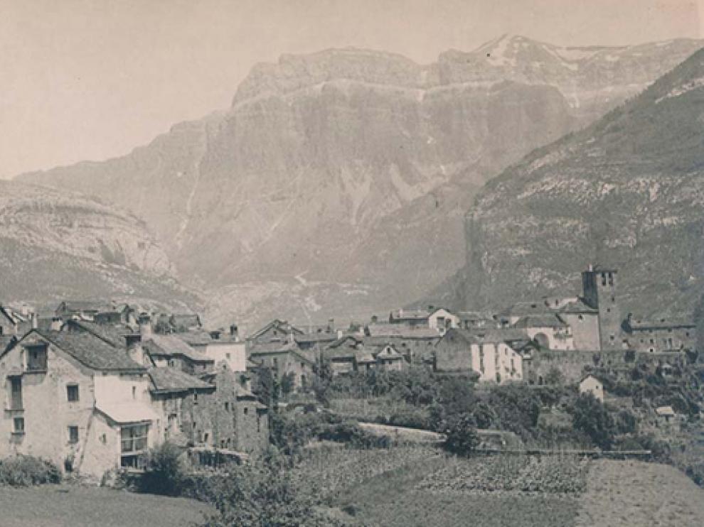 Imagen de una de las fotos expuestas