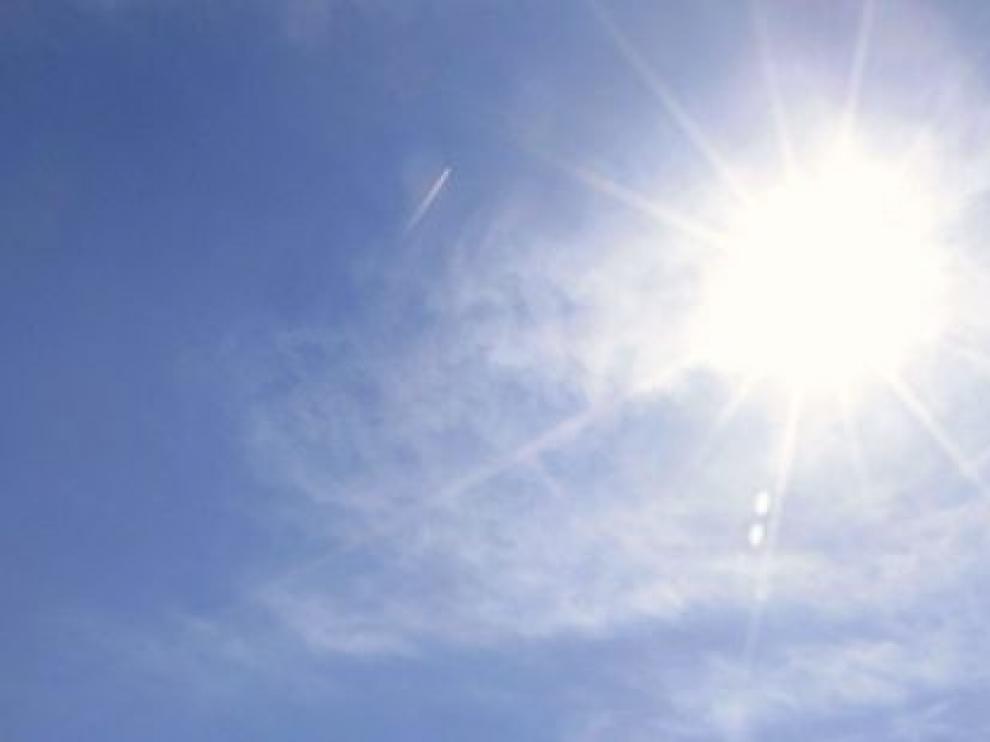 Las temperaturas subirán notablemente el fin de semana