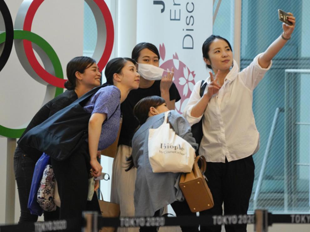 Los Juegos de Tokio cierran las puertas a los espectadores por la covid.