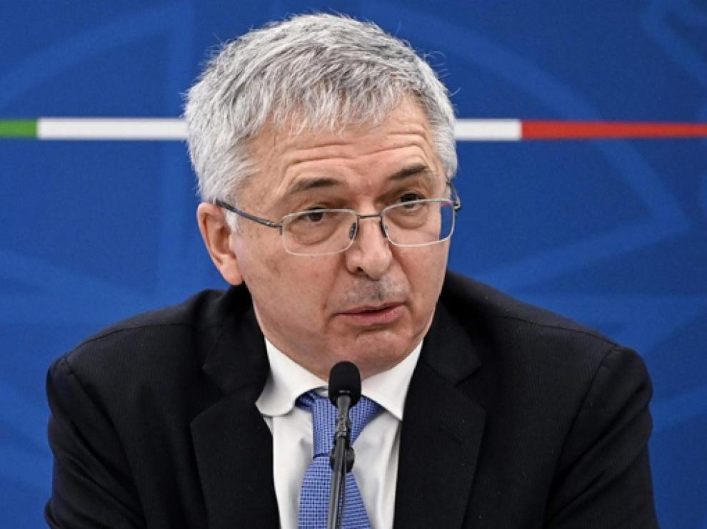 Daniele Fanco, ministro italiano de Finanzas