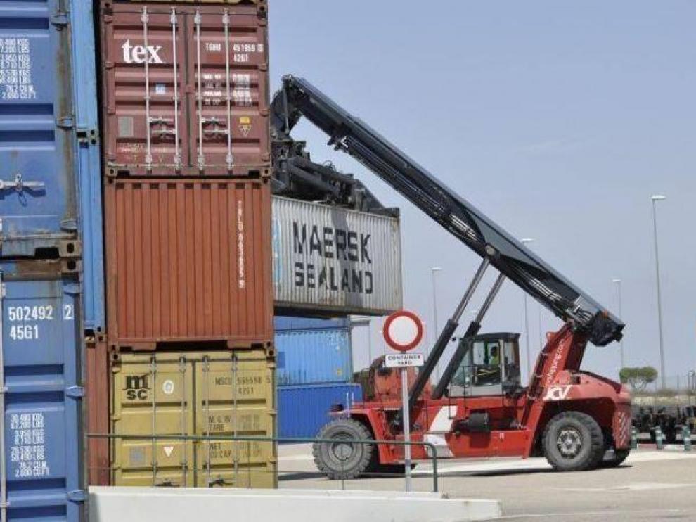 Las empresas altoaragonesas exportaron por valor de casi 565 millones de euros a 111 países de los cinco continentes