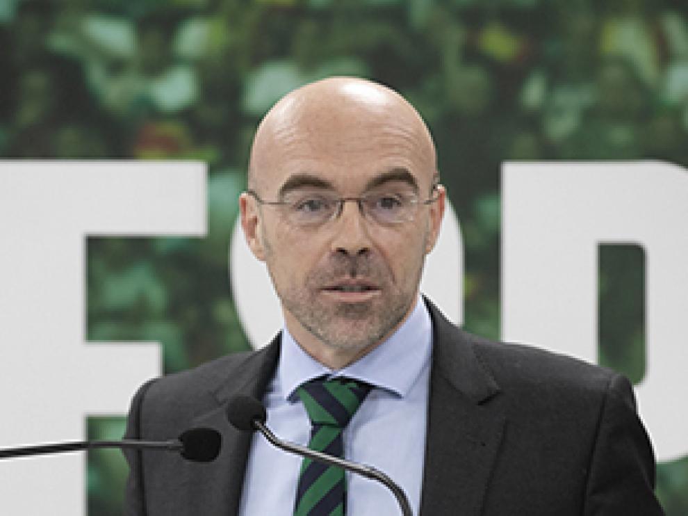 El eurodiputado de Vox Jorge Buxadé.