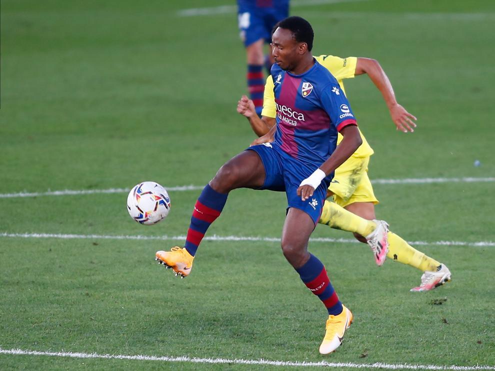 Nwakali ya está en Huesca.
