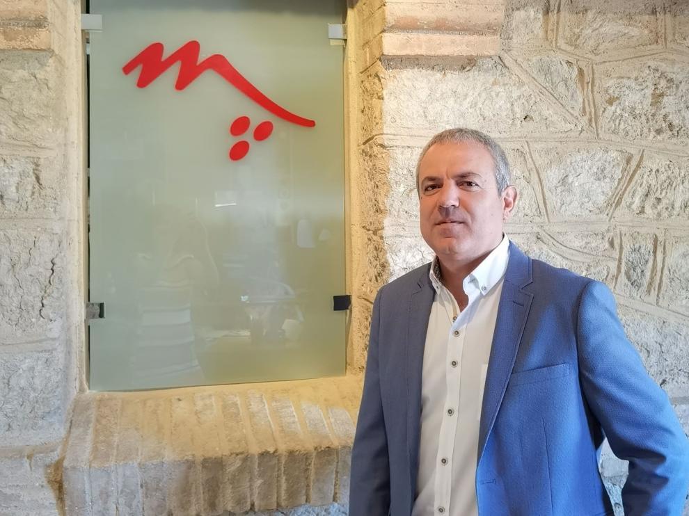 Francisco José Berroy, nuevo presidente de la DOP Somontano