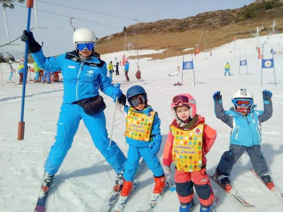 El  turismo de la nieve es clave. En la foto, Candanchú.
