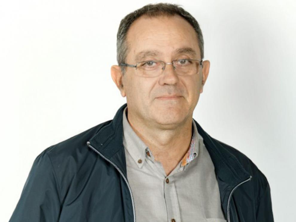 Francisco Ratia, director general de ASPACE Huesca