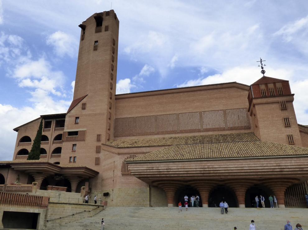 Santuario de Torreciudad.