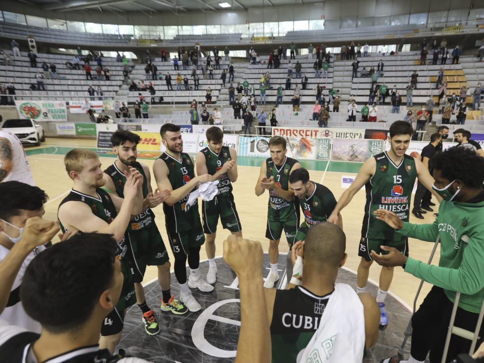 El Levitec Huesca iniciará la temporada en Castellón.